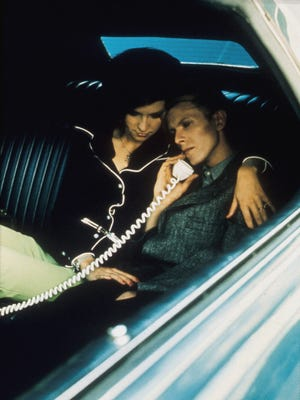 """Actress Candy Clark and the late-rocker David Bowie co-starred in the movie """"The Man Who Fell to Earth."""" Clark will introduce the movie Saturday as a special guest at the Plaza Classic Film Festival."""