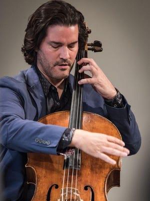 Grammy Award-winning cellist, UTEP professor and El Paso Pro-Musica artistic director Zuill Bailey will head the university's new Center for Arts Entrepreneurship.