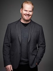 Jim Gaffigan brings his Midwestern sensibilities and his unique brand of humor to Hertz Arena on Dec. 29, 2019.