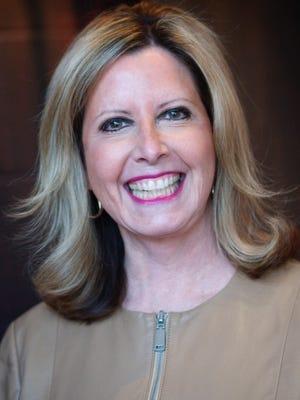 Milwaukee area bank executive Patty Cadorin has been named governor's designee to the Wisconsin Women's Council.