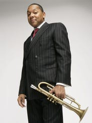 Jazz great Wynton Marsalis returns with his big band