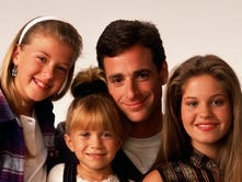 Here's the 'Full House' cast as they looked in the first season of the ABC comedy in 1987.