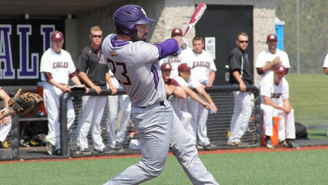 Kyle Mrozinski's breakout sophomore season at UW-Stevens Point helped him score a contract with the Wisconsin Woodchucks in the Northwoods League.