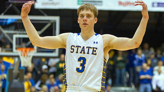 Nate Wolters guided SDSU to back-to-back appearances in the NCAA tournament