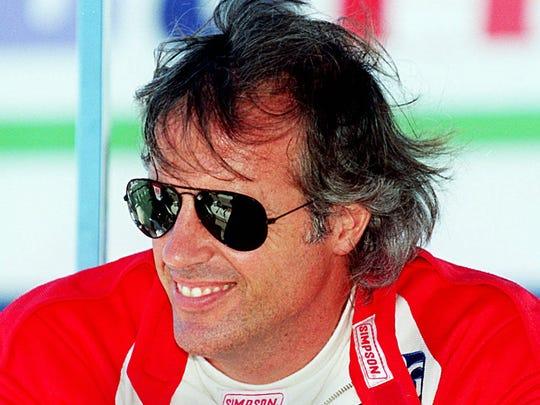 Danny Sullivan, in 1995