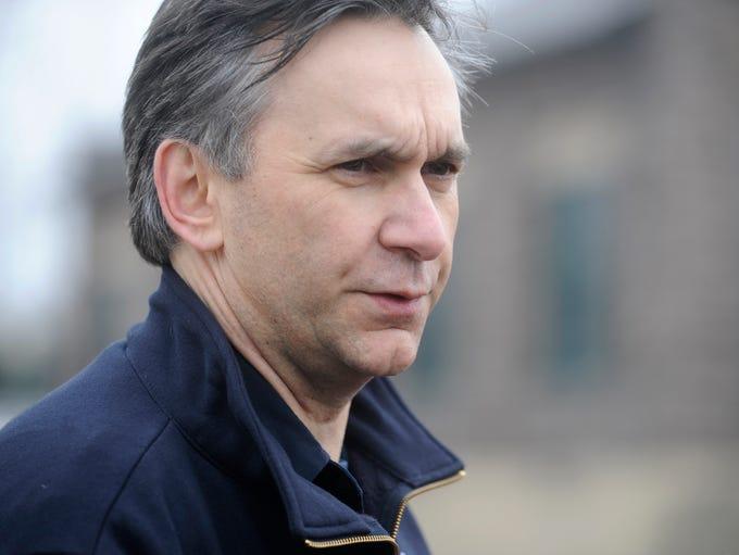 Jim Sideras in 2013