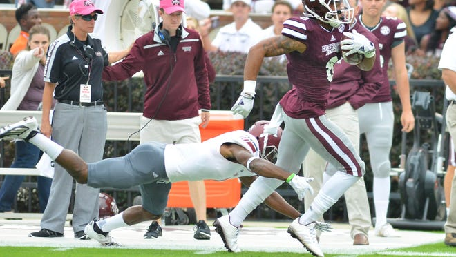 Mississippi State junior Fred Ross is a reason why the team's special teams have bounced back this season.