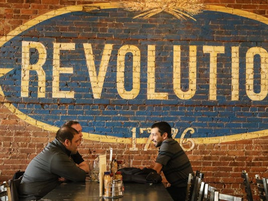 MOR 1226 Revolution Brew House