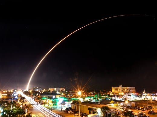 Like from Cocoa Beach : A United Launch Alliance