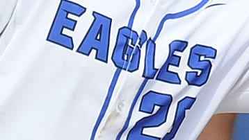 Faulkner baseball jersey
