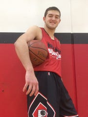 Pulaski senior Luke VandenHeuvel has a 4.0 GPA and