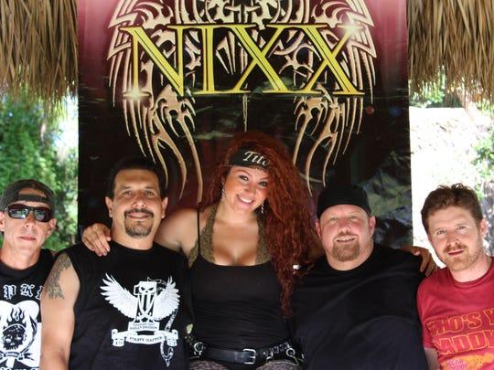 NIXX Band will play 9 p.m.-midnight Sept. 30 at The Twisted Tuna, 4290 S.E. Salerno Road, Stuart.