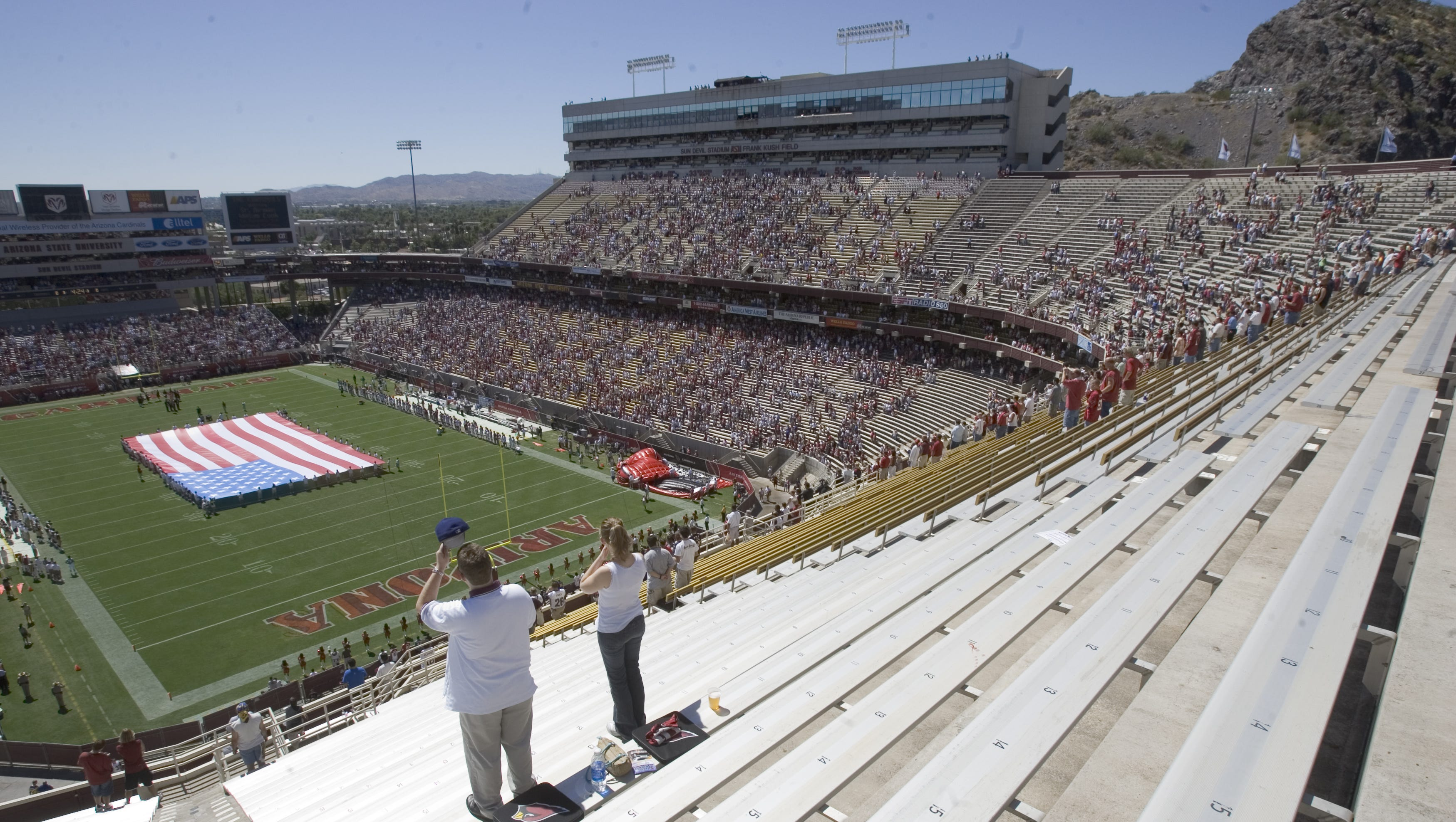 ASU Football Tickets - Vivid Seats