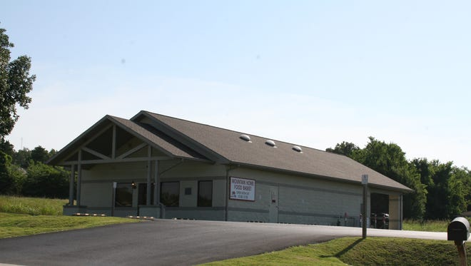 The Mountain Home Food Basket is located at 1341 Eastside Centre Court, and is open Monday-Saturday, from 10 a.m. to noon. The organization is facing a dip in donations, according to officials.
