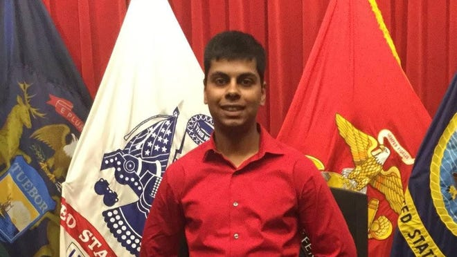 Raheel Siddiqui, 21, died after a fall at the Marine Corps' Parris Island boot camp two years ago.