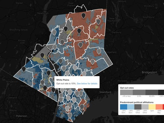 MAP: Opt-out rates examined