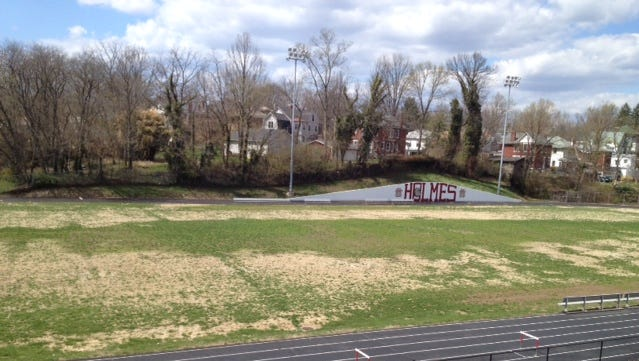 Holmes High School's Tom Ellis Field