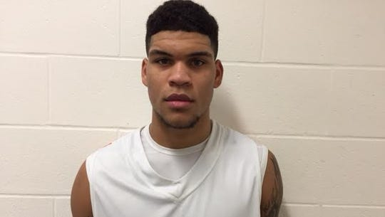 Wilmington's Jarron Cumberland was nominated to the