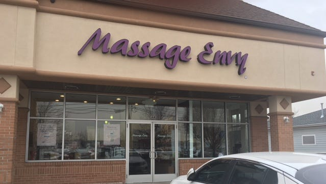 Pictured is the Massage Envy Storefront in Piscataway.
