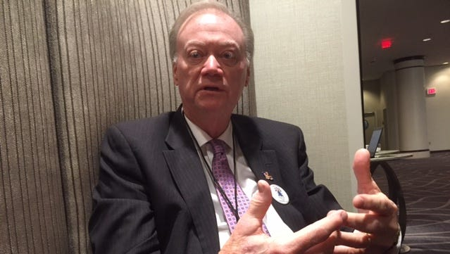 Louisiana Secretary of State Tom Schedler, who  heads the National Association of Secretaries of State, says the states are ready for the 2016 presidential election.