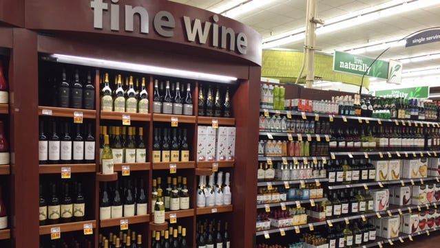 Voters in Portland and Westmoreland approved the sale of wine in grocery stores during the Nov. 8 election.