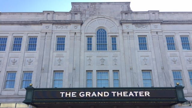 The Grand Theater is located on The 400 Block in downtown Wausau.
