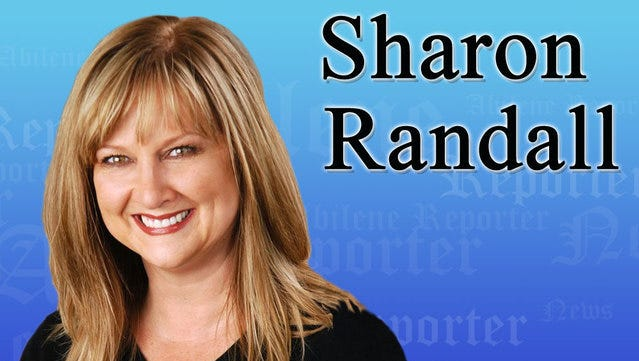 Sharon Randall, lifestyle columnist