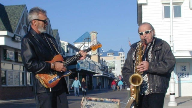 """Local rock favorite Smooth & Remy has released a new CD titled """"Beach Life."""" The duo will perform at the 28th St. Pit & Pub in Ocean City from 6-10 p.m. Saturday, Nov. 15; admission is free."""
