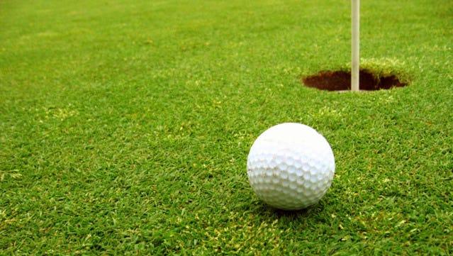Generic golf photo