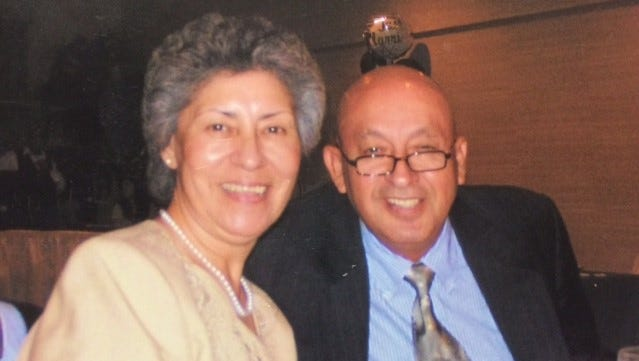 Eloisa and Raul Garcia