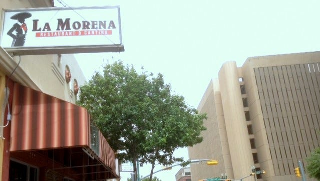 La Morena Mexican Restaurant and Cantina at 315 E. Mills Ave., where a Mexican restaurant had operated for the last 50 years, has closed.