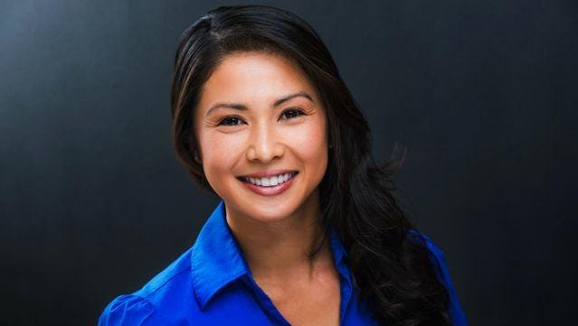 Michelle Vo, of California, was killed in the mass shooting in Las Vegas on Oct. 1, 2017.