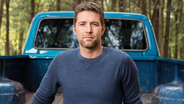 Country singer Josh Turner will appear in a VIP concert at this weekend's Memphis Boat Expo.