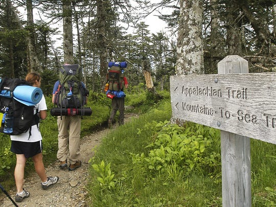 The Appalachian Trail runs through more than 71 miles of the Great Smoky Mountains National Park. The park received a grant to upgrade its bear safety food storage cables at campsites and shelters along the trail.