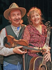 Jay Ungar and Molly Mason perform June 25 at The Ashokan Center in Olivebridge.