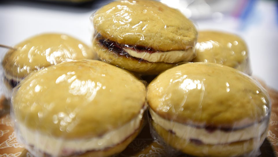 According to Expedia, eating whoopie pies at Lancaster