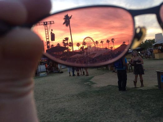 Scenes from Stagecoach Day 3, Sunday, April 26, 2015.