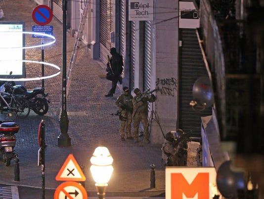 Belgium arrests 2 men in New Year's terror plot