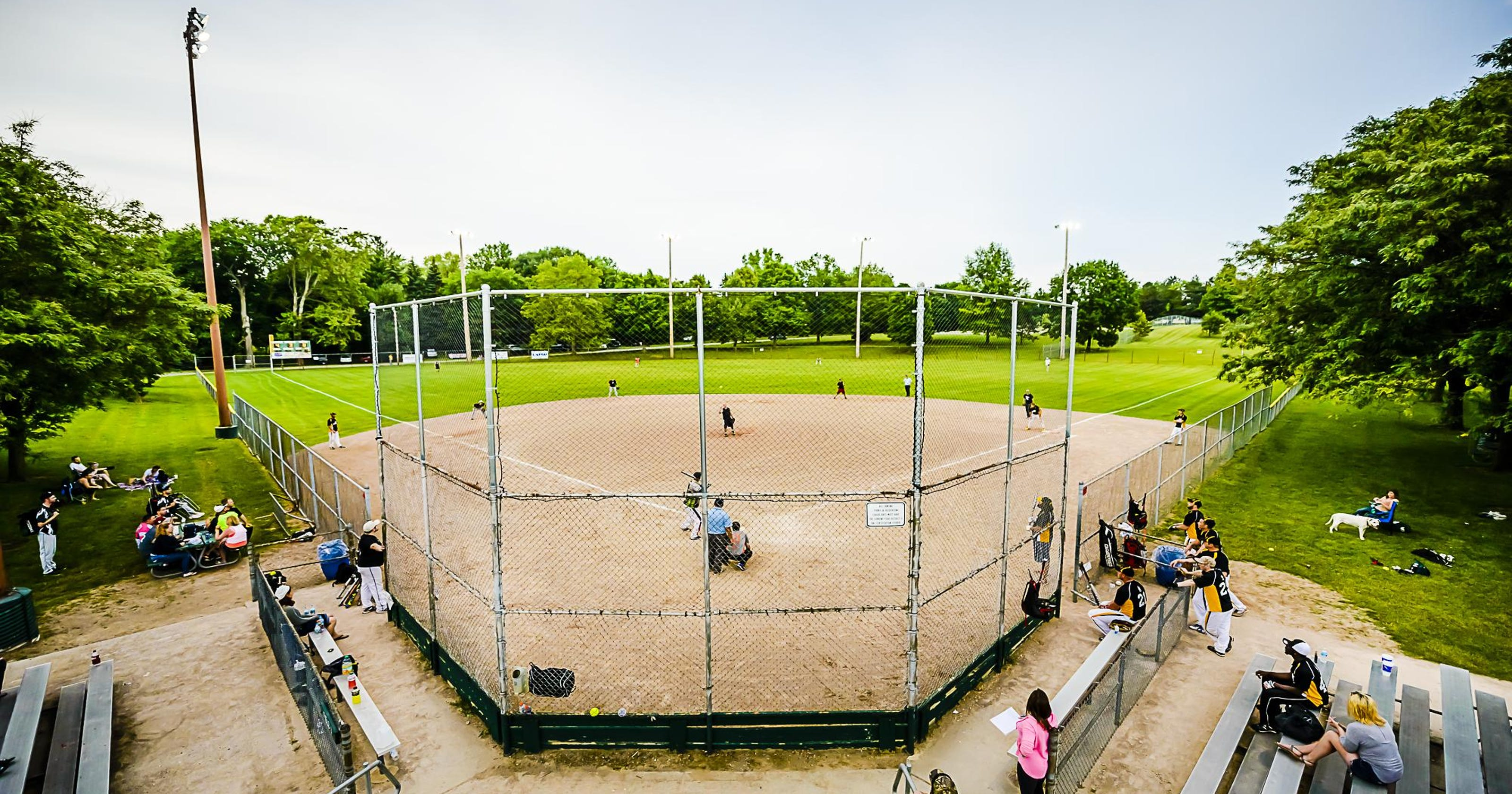 Couch: Slow-pitch softball no match for modern parents