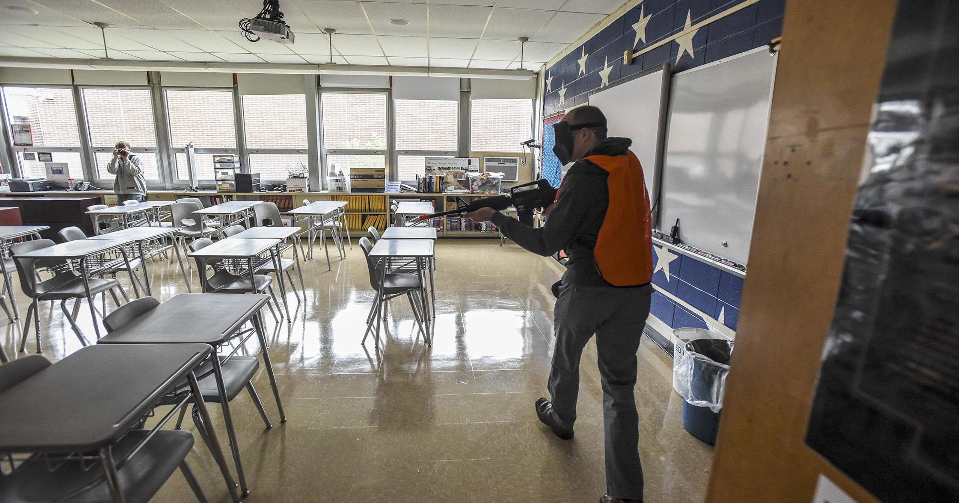 Denville school shooter drill goes beyond lockdown