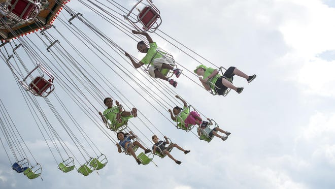 The 2015 North Carolina Mountain State Fair opens Friday at WNC Agricultural Center in Fletcher. It runs through Sept. 20.