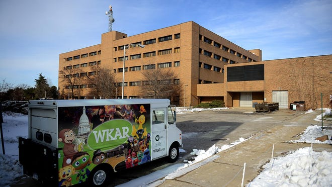 WKAR-TV is located at the Communication Arts and Sciences building on the campus of Michigan State University. MSU President Lou Anna Simon will decide Tuesday if the spectrum the station broadcasts on will be included in an FCC auction.