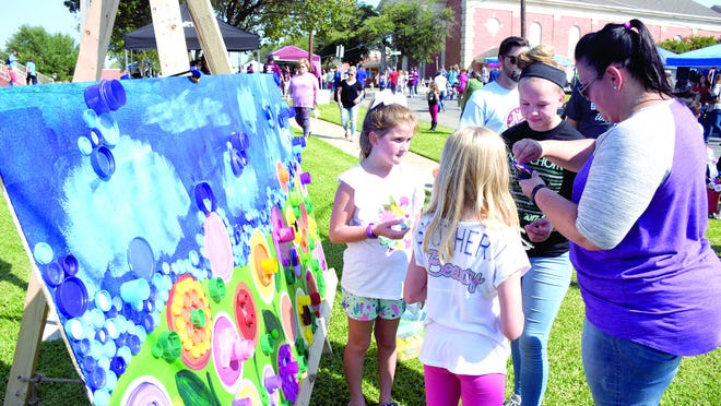 Organizers for Sherman's Arts Fest said the event will goon as schedule on Sept. 19 with safety procedures in place due to the pandemic.