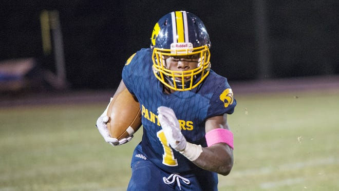 Hector Johnson played running back, wide receiver, linebacker and safety and also returned kickoffs during his two seasons with the Quabbin Regional football teams, but he will play mostly defense for the Endicott College Gulls.