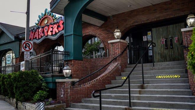 Harper's Restaurant photographed on Tuesday, June 23, 2020, in East Lansing.