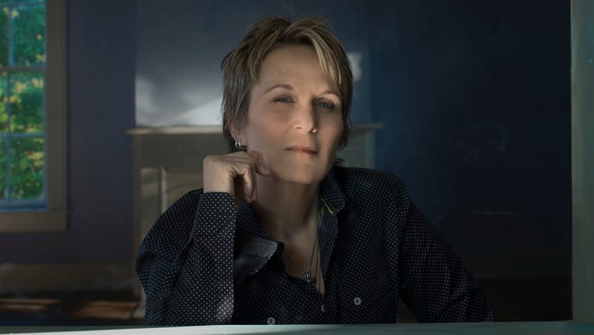 """Singer-songwriter Mary Gauthier's new album, """"Rifles and Rosary Beads,"""" is full of songs co-written with veterans."""