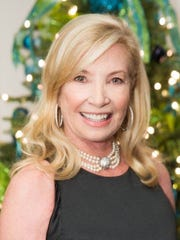 Pauline Pitt, a dedicated Peggy Adams Animal Rescue League supporter and board member, serves as chairwoman again this year for the Peggy Adams Animal Rescue League Annual Christmas Ball, scheduled for Dec. 8.