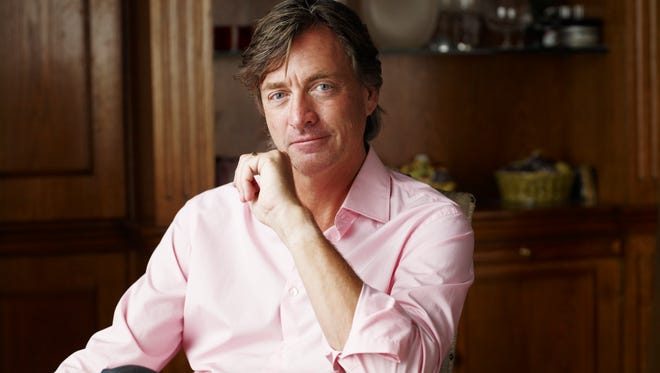 Richard Madeley is an author and well-known TV personality in his native Britain.