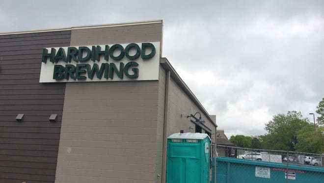 Hardihood Brewing will open its taproom in June. But it will make its public debut at Saturday's Fort Love Brewers Jamboree.