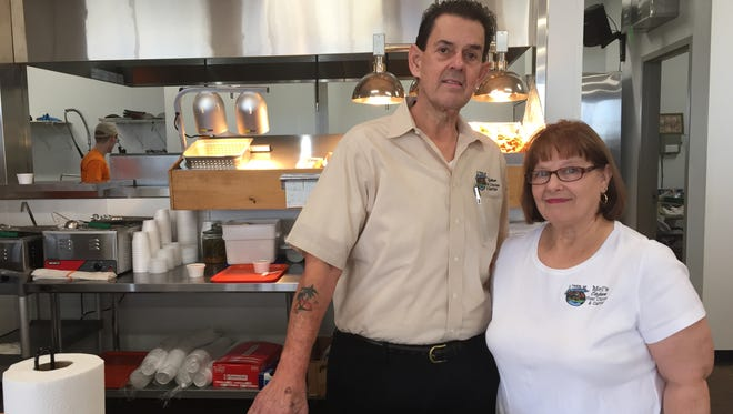 Mel and Della Ardoin bring 40 years of experience in the restaurant industry to their newest venture, Mel's Cajun Fried Chicken & Catfish.